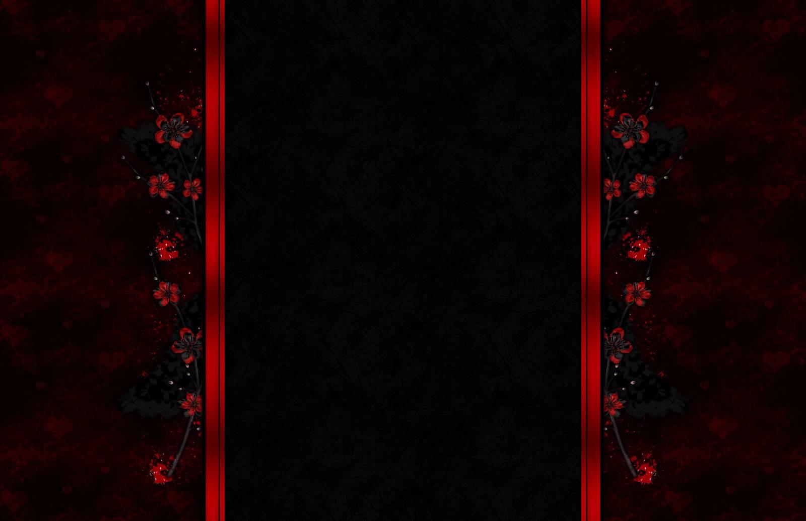 Как чем то красным на черном сделать  117